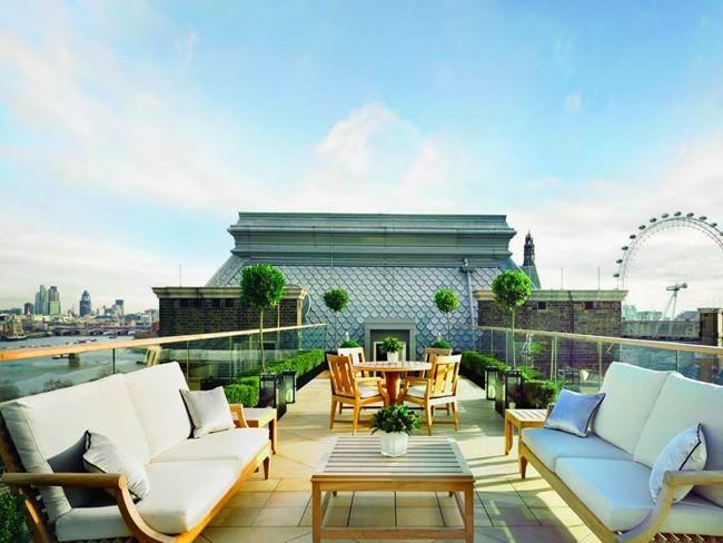"""10 khách sạn """"sang chảnh"""" nhất châu Âu"""