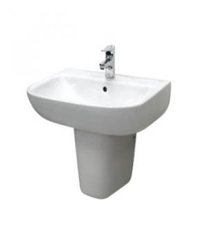 Chậu rửa lavabo Inax L-298V+ chânL-298VC