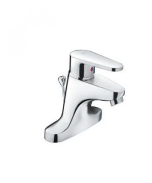 Vòi chậu lavabo nóng lạnh Inax LFV-111S