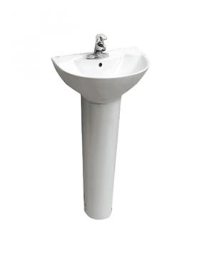 Chân lavabo InaxchânL-288VDtrắng