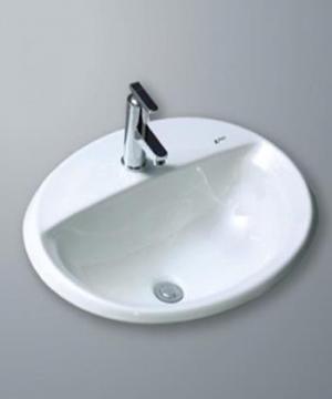 Chậu rửa lavabo Inax L-2395V