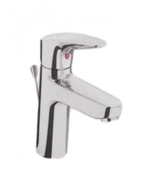 Vòi chậu lavabo nóng lạnh inax LFV-2002S