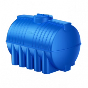 Bồn nước nhựa ngang - TA EX 400