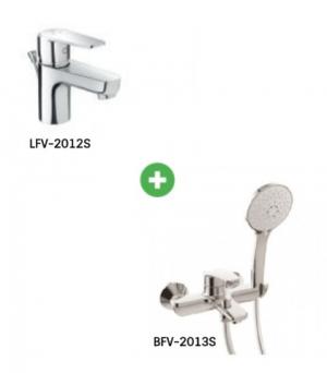 Combo sen vòi LFV-2012S + BVF-2013S