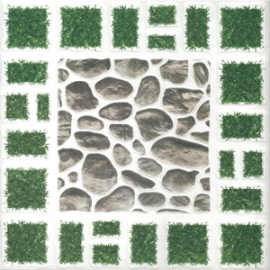 Gạch ốp trang trí Viglacera – S1401