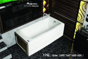 Bồn tắm Galaxy 17   Q