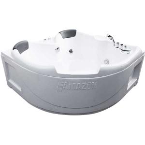 Bồn tắm góc Amazon TP - 8000A 2 gối