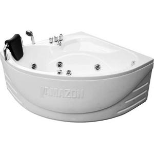 Bồn tắm góc Amazon TP - 8001 + 1 gối