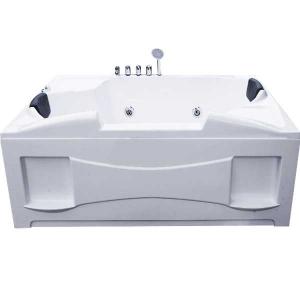 Bồn tắm  Amazon TP - 8009 hình chữ nhật 2 gối