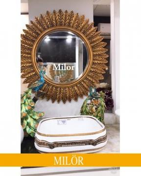 Gương trang trí GRACES 110*110cm
