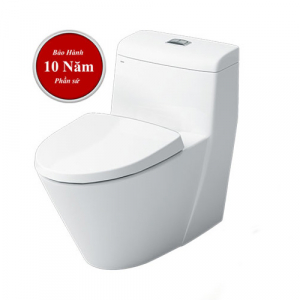 Bệt Inax  ( C+ AC) 909 Trắng