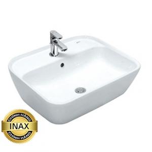 Chậu rửa Inax đặt bàn L-296V(EC/FC)